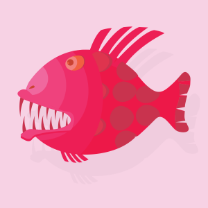 Wild Fish Character